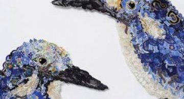 Memoria pasarilor crosetate, de Louise Saxton