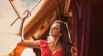 Superbele subiecte ale ucrainencei Alexandra Axentyeva