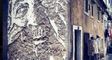 Portret in zid sau O lume fragila, dezvaluita cu ciocanul si cu dalta