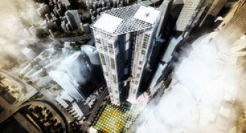 Gemenele din Seul: Turnurile Pentomonium de Murphy/Jahn