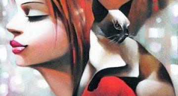 Femeile fatale pictate de Ira Tsantekidou
