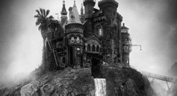 Castele ciudate pe cer, de Jim Kazanjian