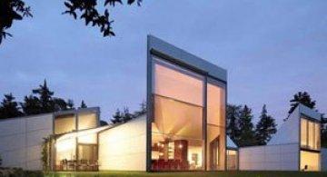 Geometrii perfecte la Casa AA, Barcelona