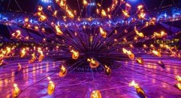 Cazanul Flacarii Olimpice - Papadia lui Thomas Heatherwick