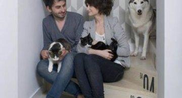 Duplexul iubitorilor de animale, la Cracovia
