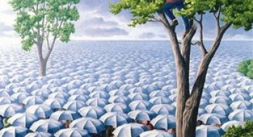 Iluzii optice si realism magic cu Rob Gonsalves