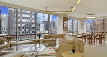 Penthouse de milionar excentric, la New York