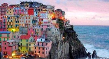 Cele mai colorate orase din lume in 11 imagini
