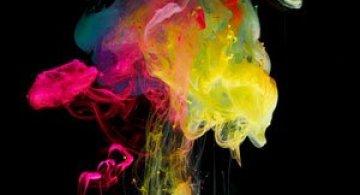 Alta joaca de-a culorile: Aqueous Fluoreau de Mark Mawson