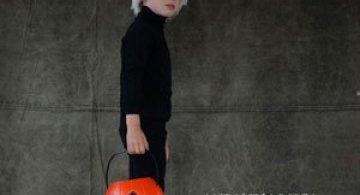 Micii artisti de Halloween