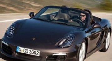 Porsche Boxster, cea mai asteptata masina a lui 2013