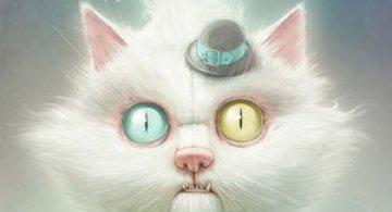 Pisici si monstri de Lukas Brezak