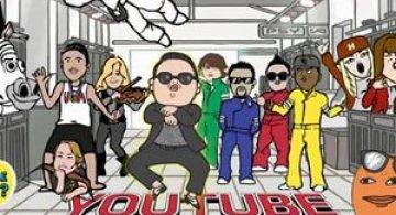 Video: 2012 Gangnam Style