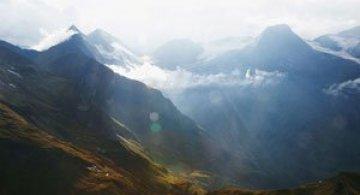 Peisaje linistite, de David Ryle