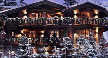 Cea mai luxoasa cabana de ski din Alpii francezi