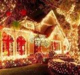 9 instalatii de lumini de Craciun fabuloase!