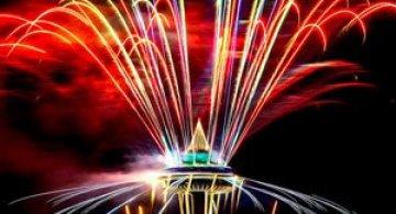 Artificii fabuloase la Seattle