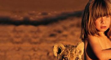 Tippi Degre, adevarata Mowgli