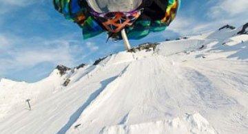 Inca 10 perspective extreme cu GoPro