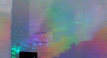 Cladirea-curcubeu, de Hiro Yamagata
