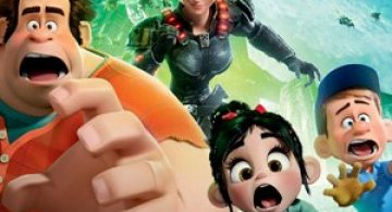 Video: Wreck-It Ralph vrea sa fie erou