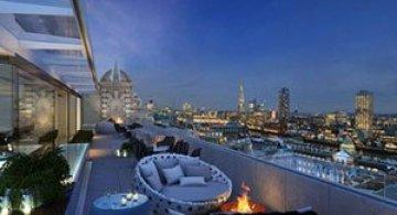 5 stele deasupra Londrei