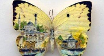 Istanbul in miniatura, pe aripi de fluture