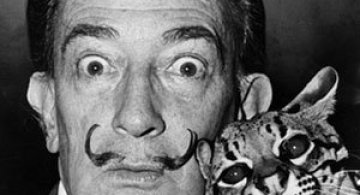 10 artisti celebri cu pisicile lor
