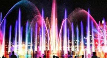 Show de lumina si culoare la Sydney: Vivid Aquatique