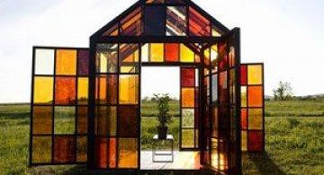 162 de ferestre din zahar caramelizat
