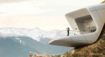 Muzeu in inima muntilor Italiei, de Zaha Hadid