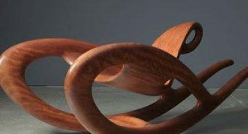 8 opere de arta din lemn