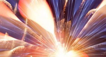 Explozii pe cer de Nick Pacione