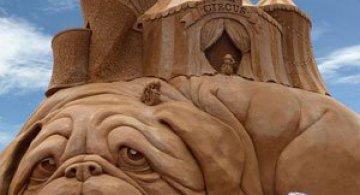Sculpturi incredibile din nisip, de Susanne Ruseler