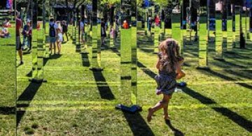 Labirint de oglinzi la Sydney