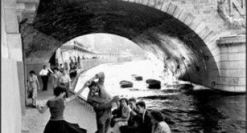 Iubirea in Parisul alb-negru al lui Paul Almasy