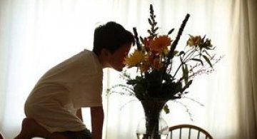 Autismul unui copil in portrete emotionante