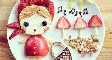 Pranzuri creative pentru copii, de Samantha Lee