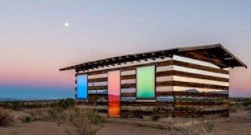 Casa-miracol din mijlocul desertului californian Joshua Tree