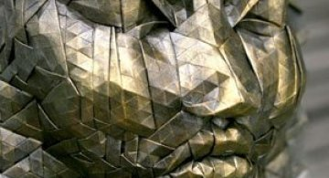 Impresionante masti din origami, de Joel Cooper