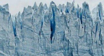Incredibilul ghetar gigantic din Patagonia