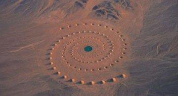 Desert Breath - Spirala misterioasa din Sahara