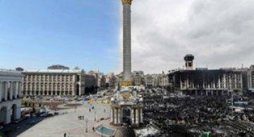 Kiev: Inainte si dupa revoltele de pe Maidan