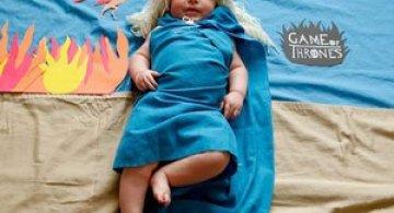 Bebelusul vedeta de seriale, de Karen Abad