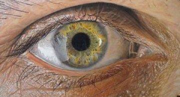 Ochi umani in desene hiper-realiste, de Redosking