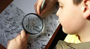 Cel mai talentat desenator de 11 ani: Dusan Krtolica