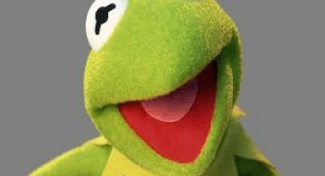"Broasca Kermit, din ""The Muppets Show"", exista in realitate!"