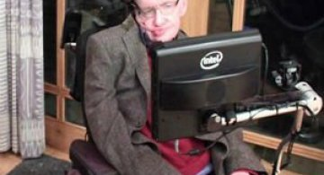 """Galaxy song"", o noua piesa interpretata de Stephen Hawking"