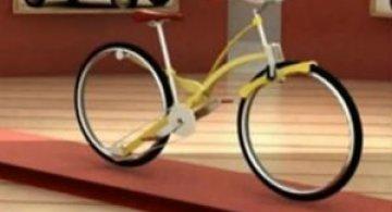 Sada Bike: Bicicleta plaibila, de dimensiunea unei umbrele