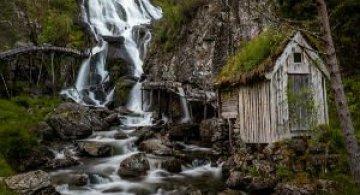 O poveste norvegiana in 11 poze superbe